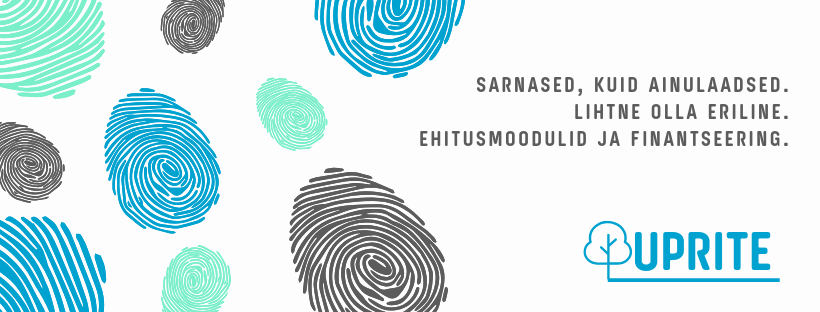 UPRITE moodulelemendid Logo